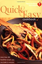 Quick & Easy Cookbook: more than 200 healthy…