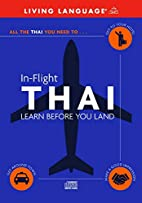 In-Flight Thai: Learn Before You Land (LL…