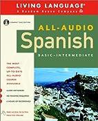 All-Audio Spanish: Compact Disc Program…