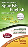 Merriam Webster: Merriam-Webster's Spanish-English Dictionary