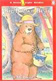 McPhail, David M.: Big Brown Bear (Green Light Reader - Level 1)