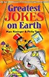 Rissinger, Matt: Greatest Jokes on Earth