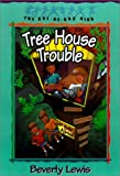 Lewis, Beverly: Tree House Trouble (The Cul-de-Sac Kids #16)