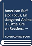 Costain, Meredith: American Buffalo (Little Green Readers, Set 4)