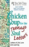 Canfield, Jack: Chicken Soup for the Teenage Soul Letters