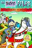 Willson, Sarah: The Quest for the Holey Pail (Rugrats Files)