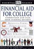 Robinson, Marc: Financial Aid for College (DK Essential Finance)