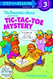 Jan: The Berenstain Bears And The Tic-Tac-Toe Mystery (Turtleback School & Library Binding Edition) (Step Into Reading: A Step 2 Book)