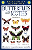 Carter, David: Smithsonian Handbooks: Butterflies and Moths