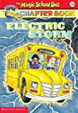 Capeci, Anne: Electric Storm (Turtleback School & Library Binding Edition) (Magic School Bus Science Chapter Books)