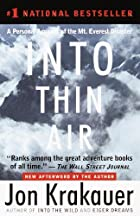 Into Thin Air (Turtleback School & Library…
