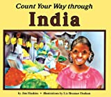 Haskins, Jim: Count Your Way Through India (Turtleback School & Library Binding Edition)