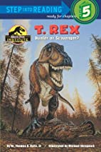 T. Rex: Hunter Or Scavenger?: Jurassic Park…
