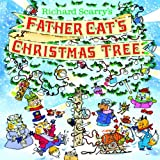 Scarry, Richard: Richard Scarry's Father Cat's Christmas Tree (Turtleback School & Library Binding Edition) (Look-Look Books)