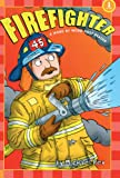 Rex, Michael: Firefighter (Turtleback School & Library Binding Edition) (Word by Word First Reader)
