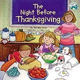 Wing, Natasha: The Night Before Thanksgiving (Turtleback School & Library Binding Edition) (Reading Railroad Books (Pb))