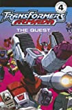 Donkin, Andrew: Transformers Armada: The Quest (Turtleback School & Library Binding Edition) (DK Readers: Level 4 (Pb))