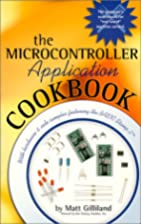 The Microcontroller Application Cookbook…