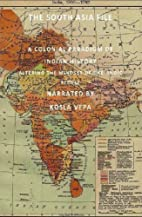 The South Asia File - a Colonial paradigm of…