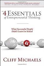 The 4 Essentials of Entrepreneurial…