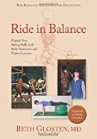 Ride in Balance: Expand your Riding Skills…