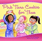 Pink Tiara Cookies For Three by Maria…