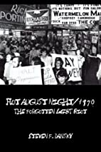 Hot August Night/1970: The Forgotten LGBT…