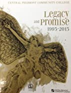 Legacy & Promise by Susan Oleson-Briggs