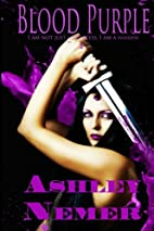 Blood Purple (Blood Series) by Ashley Nemer