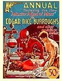 Burroughs, Edgar Rice: Amazing Stories Annual