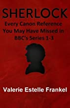 Sherlock: Every Canon Reference You May Have…