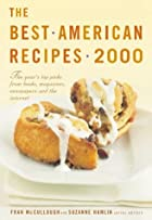 The Best American Recipes 2000 by Fran…