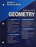 McDougal Littell - Geometry - Chapter 2…