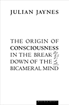 The Origin of Consciousness in the Breakdown…
