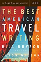 The Best American Travel Writing 2000 by…