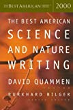 Quammen, David: The Best American Science and Nature Writing 2000 (The Best American Series)