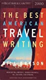 Wilson, Jason: The Best American Travel Writing 2000