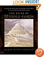 The Atlas of Middle-Earth (Revised Edition)