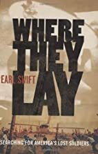 Where They Lay: Searching for America's Lost…