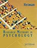 Heiman, Gary: Research Methods in Psychology