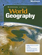 World Geography Workbook by Holt Mcdougal