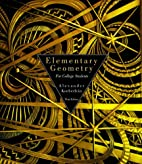 Elementary Geometry for College Students by…