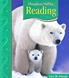 J. David Cooper: Lets Be Friends: Anthology Level 1.2 (Houghton Mifflin Reading)