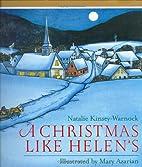 A Christmas Like Helen's by Natalie…