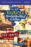 Eggers, Dave: The Best American Nonrequired Reading 2002
