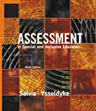John Salvia: Assessment Ninth Edition