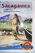 Sacagawea by Kana Riley