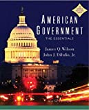 James Q. Wilson: American Government AP Version 9th Edition
