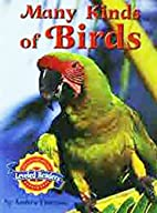 Many Kinds of Birds by Houghton Mifflin