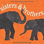 Sisters and Brothers: Sibling Relationships…